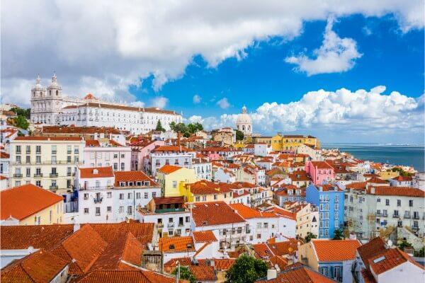 Lisbonne Portugal en famille