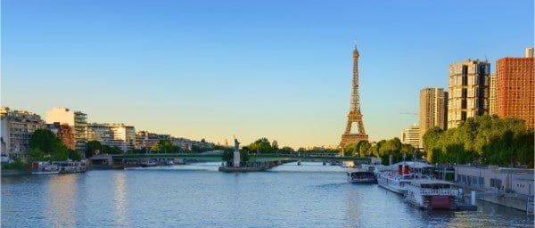 Vacances Paris en France