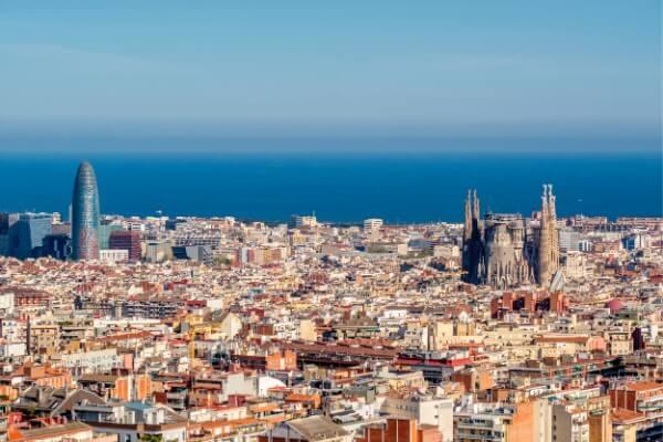 Barcelone en famille pour les vacances