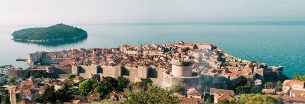 Vacances en Dalmatie en Croatie