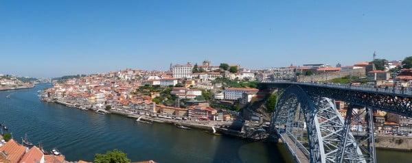 Porto au portugal pour les vacances
