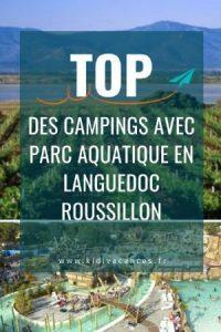 camping avec parc aquatique languedoc roussillon