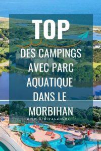 camping parc aquatique morbihan