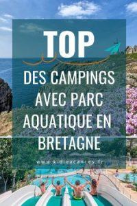 camping bretagne avec parc aquatique