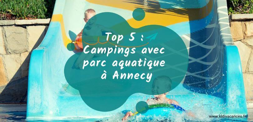 camping annecy parc aquatique