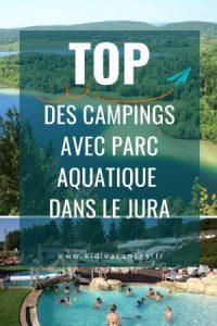 camping jura avec parc aquatique