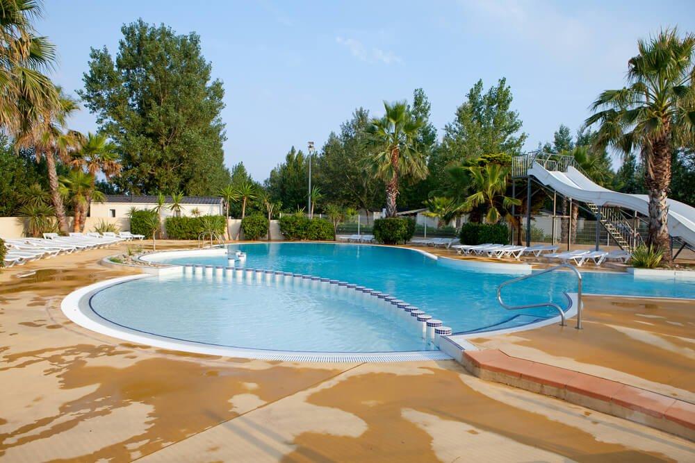 piscine camping 5 etoiles